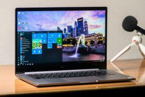 Xiaomi ноутбук Windows 10 фото 2