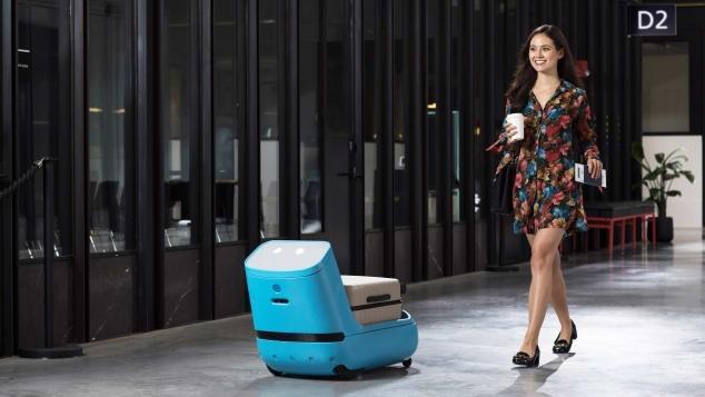 Роботы новые тхнологии фото 2