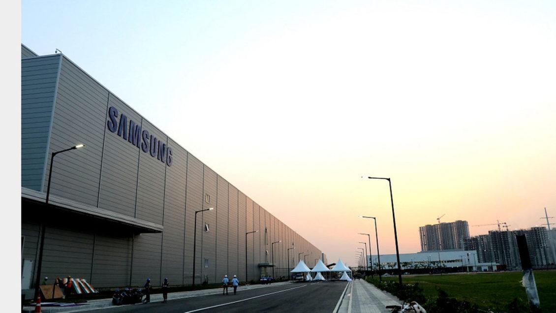 Samsung Electronics открыла в Индии огромную фабрику по выпуску мобильных телефонов
