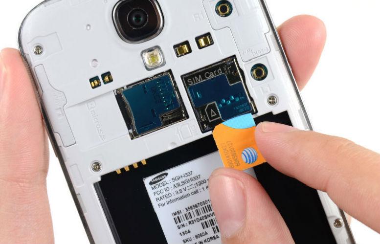 Что делать, если смартфон не видит SIM-карту?