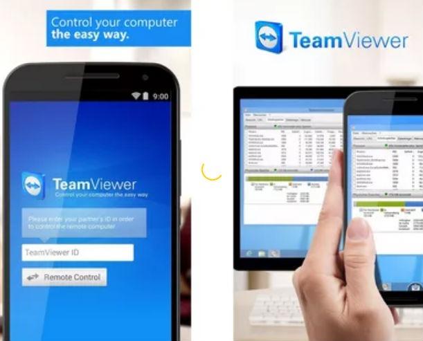 удаленное управление android с android через интернет
