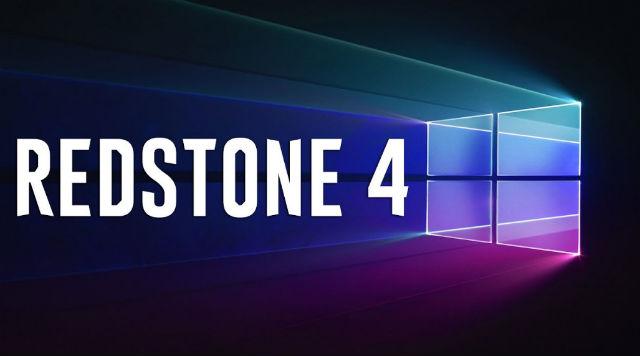 Особенности Windows 10 Redstone 4