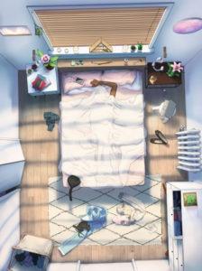 Создано специальное игровое приложение, позволяющее расслабиться и отдохнуть