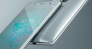 Sony представила смартфон внушительных размеров