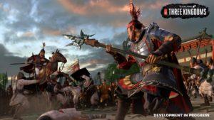 Представлен трейлер Total War: Three Kingdoms, посвященный глобальной карте компании
