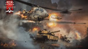 Игра War Thunder фото 1