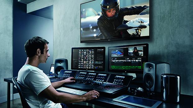Программа для монтажа видео Windows