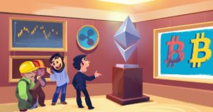 Выставка криптовалют