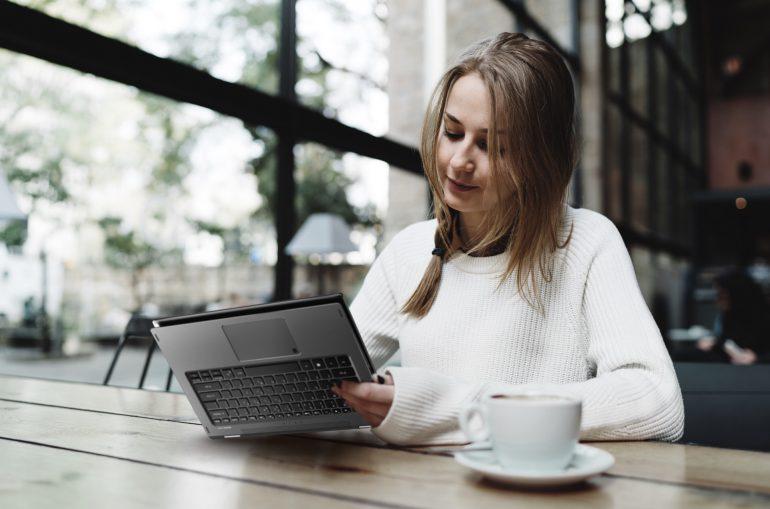 В Украине начинается продажа ноутбуков-трансформеров Acer Spin 5