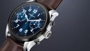 Умные часы Montblanc фото 4
