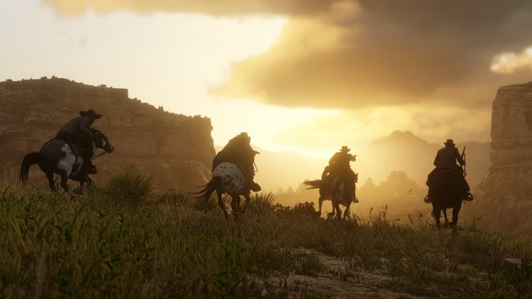 игра Red Dead Redemption 3