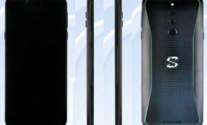 Игровой смартфон Xiaomi Black Shark 2 фото 1
