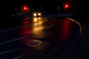 Система, позволяющая в темноте видеть дорогу