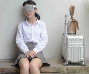 Смарт-маска для сна
