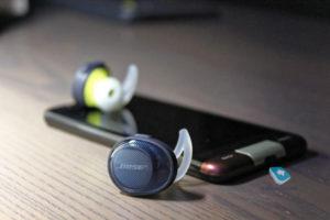 Беспроводные наушники Bose SoundSport Free фото 1