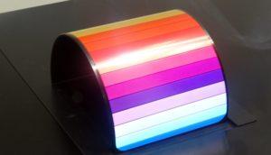 Sharp сгибающиеся OLED-дисплеи фото 1