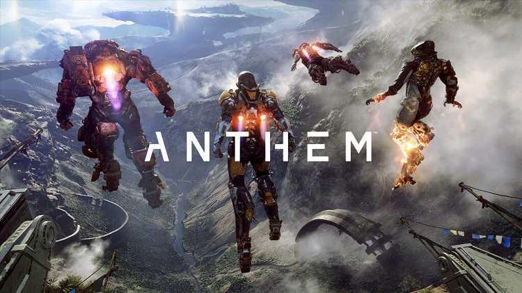 Возможности джавелинов в Anthem стали доступны для просмотра