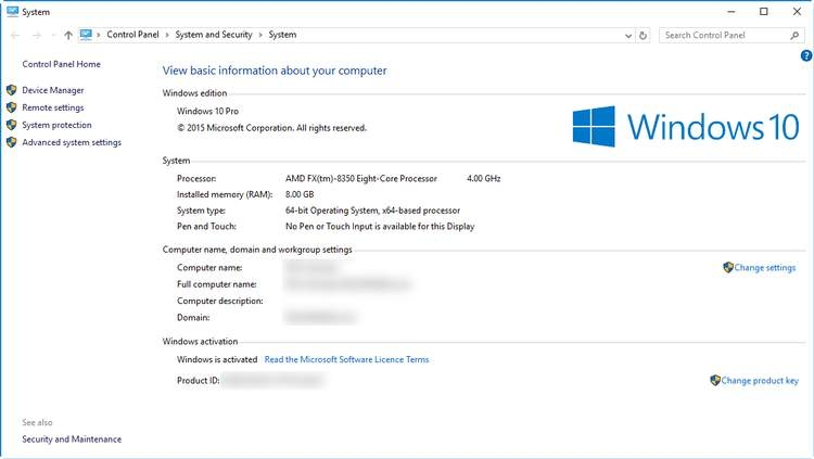 Сбой в системе активации Windows 10 фото 2