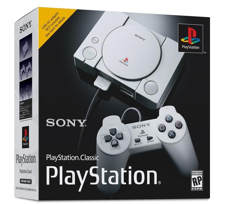 Игровая консоль PlayStation Classic фото 2