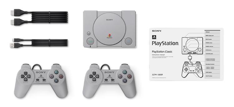 Игровая консоль PlayStation Classic фото 4