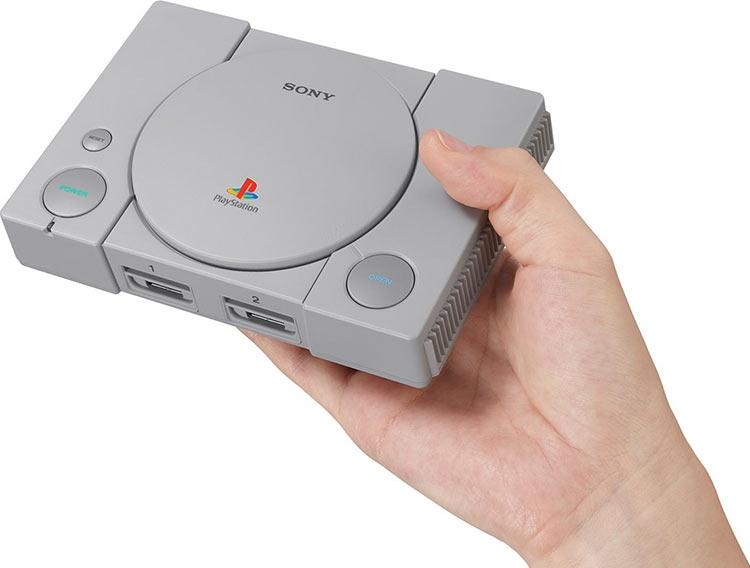 Игровая консоль PlayStation Classic фото 3
