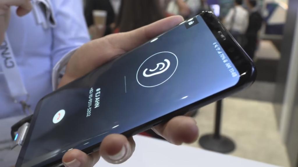 Samsung смартфон фото 2