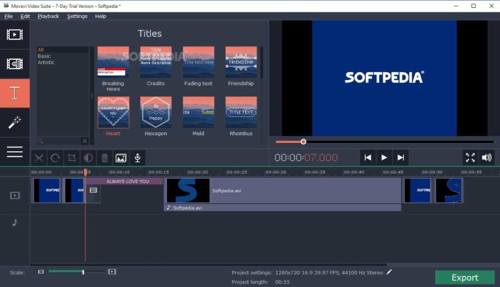Windows обрезать видео