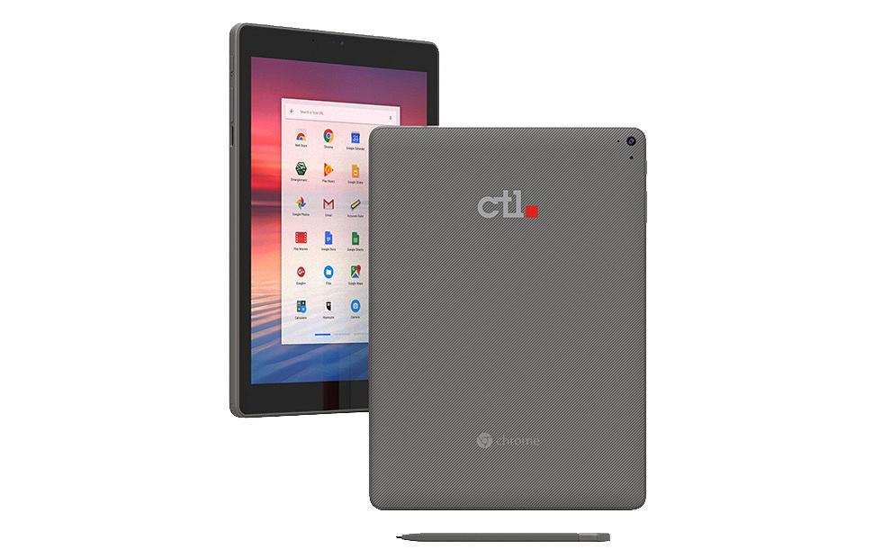 планшет CTL Tx1