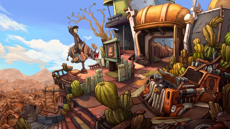 Deponia: The Complete Journey фото 3