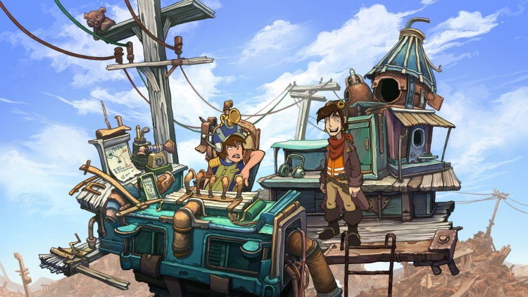 Deponia: The Complete Journey фото 2