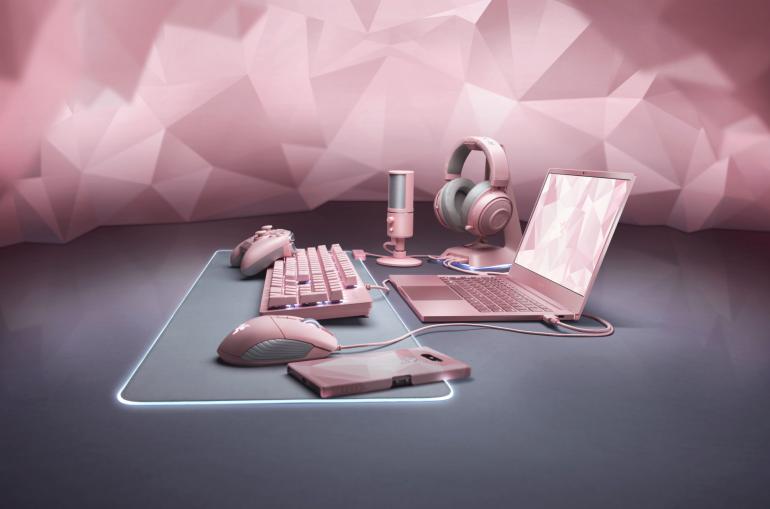 Razer розовый ноутбук фото 2