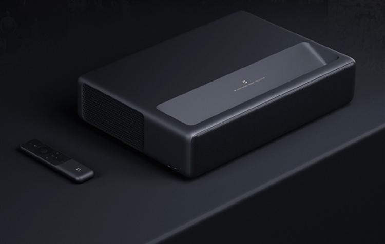 Xiaomi 4K Mijia Laser Projector TV фото 2