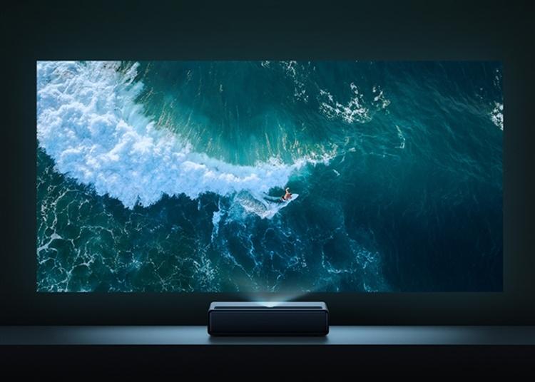 Xiaomi 4K Mijia Laser Projector TV фото 4