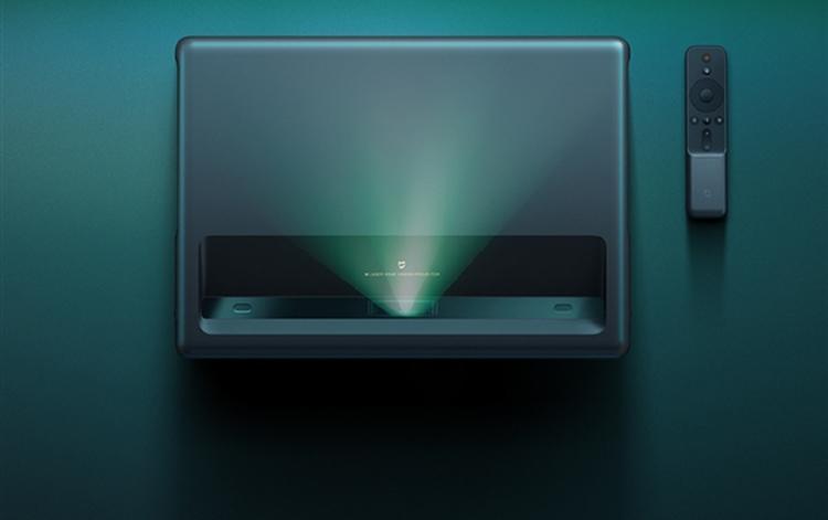 Xiaomi 4K Mijia Laser Projector TV фото 3