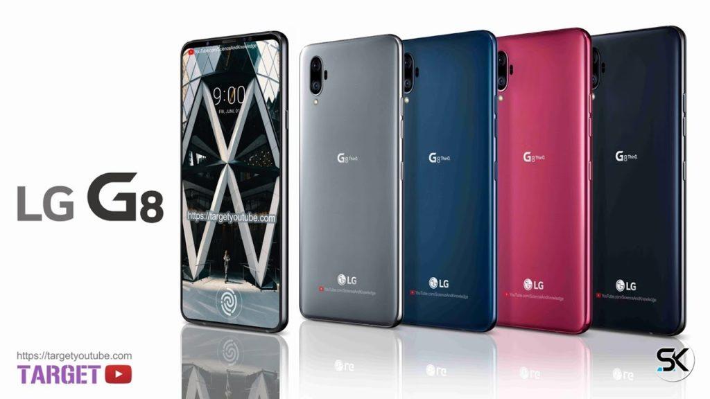 LG G8 ThinQ фото 3