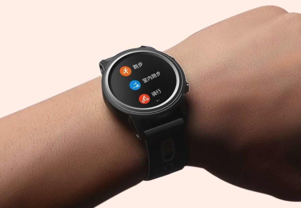 Xiaomi Yunmai Watch фото 3