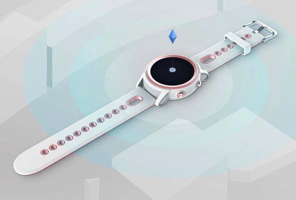 Xiaomi Yunmai Watch фото 6