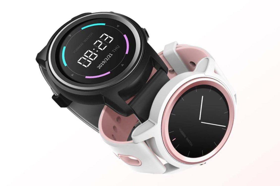 Состоялся анонс смарт-часов Xiaomi Yunmai Watch с цветным дисплеем и другими удивительными функциями