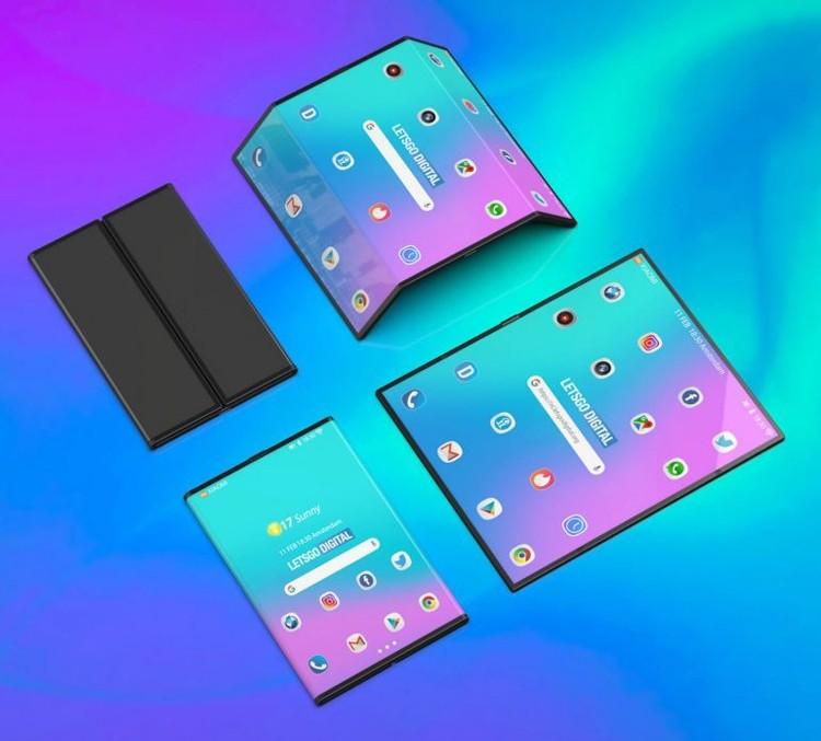 Xiaomi смартфон двойного сложения фото 3