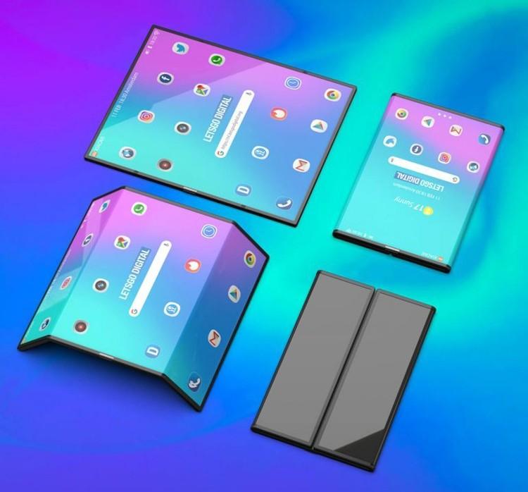 Xiaomi смартфон двойного сложения фото 4