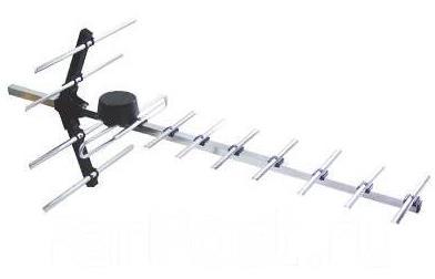 антенна с усилителем для цифрового тв