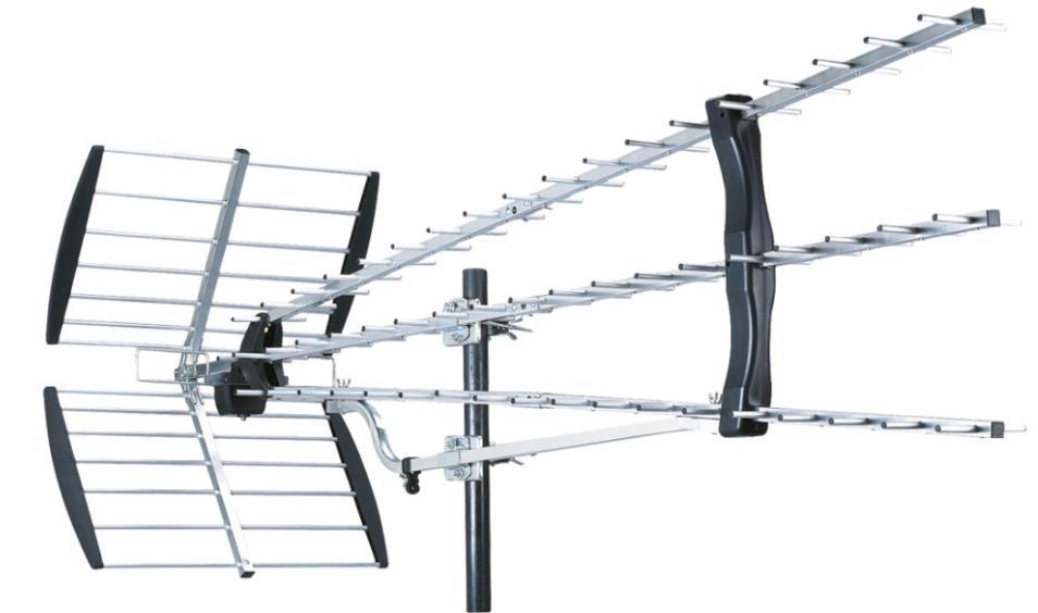 антенны для приема цифрового тв фото 2