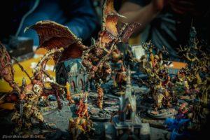 турнир Warhammer 40,000 и Age of Sigmar