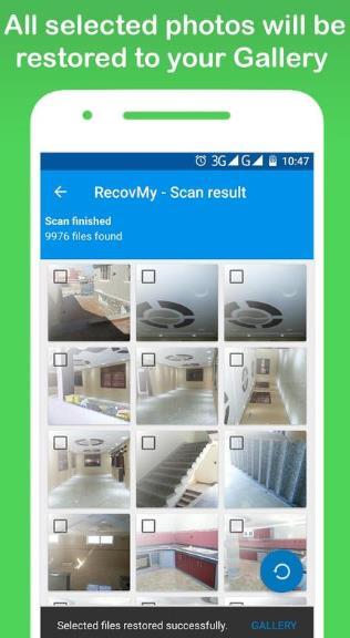 восстановить удаленные фото с телефона Андроид фото 1