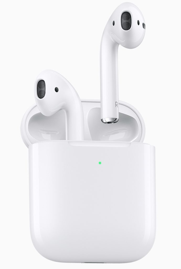Apple AirPods фото 4