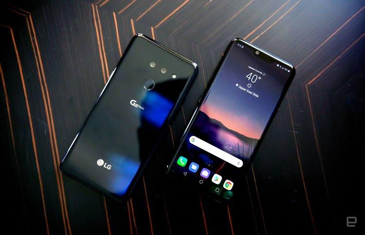 Смартфон LG G8 ThinQ фото 2
