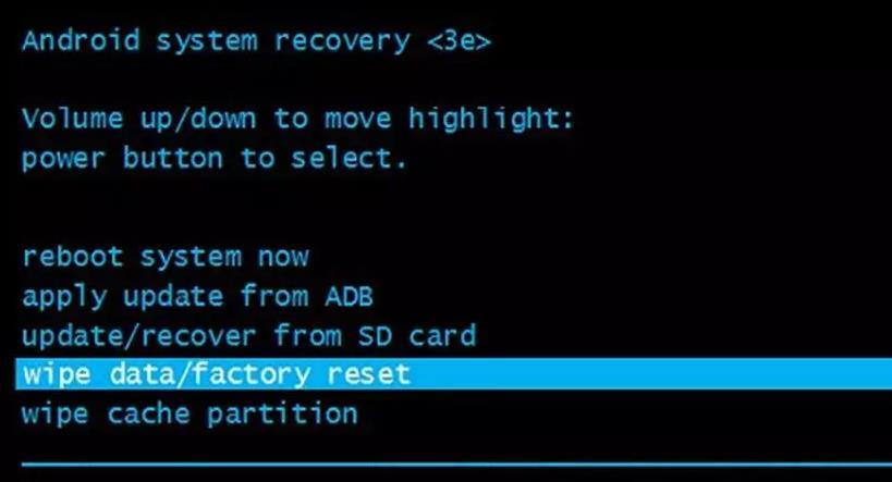 как убрать безопасный режим на андроид
