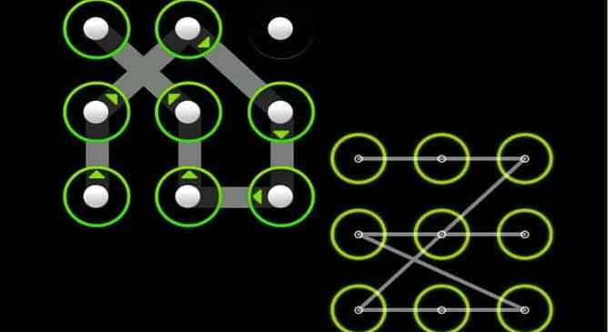 Как разблокировать забытый графический ключ фото 1
