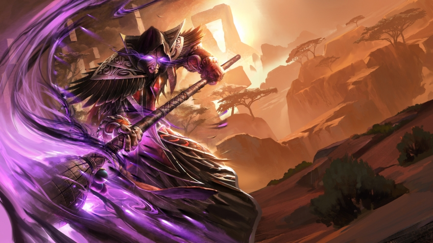 Игра Hearthstone: Rise of Shadows