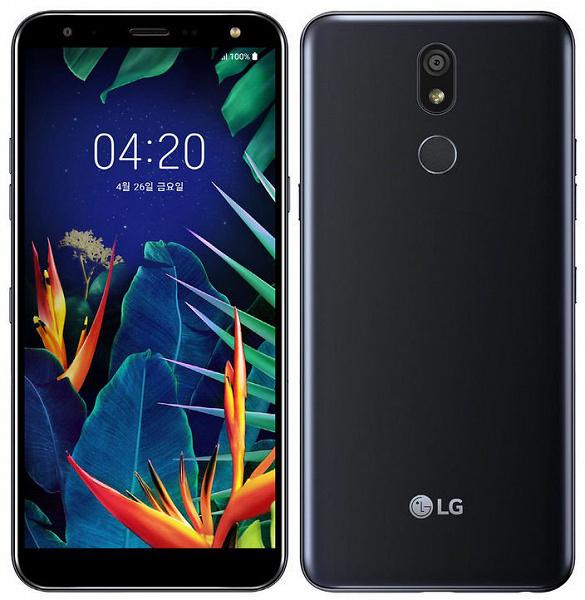 LG Х4 смартфон фото 3